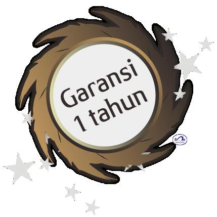 Logo GARANSI MAUQUTA 2019